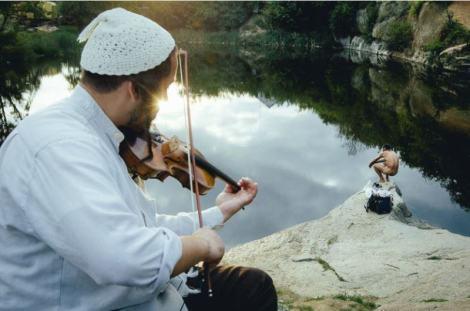 Maxim Dondyuk, Uman, Rosh Hashanah