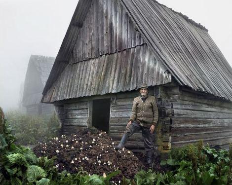 Tamas Dezso, Costica, Muntele Mare, West Romania, 2012