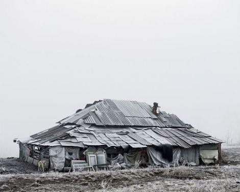 Tamas Dezso, Farmhouse, near Silvasu de Sus, West Romania, 2011