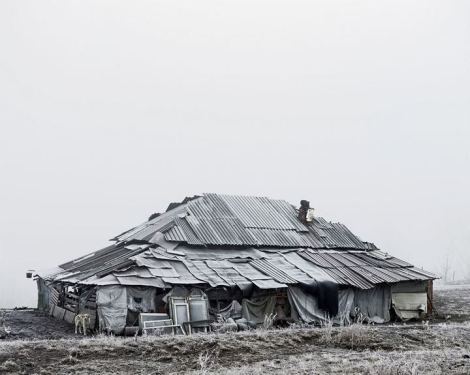 Tamas Dezso, Farmhouse, near Silvasu de Sus, West Romania, 2011