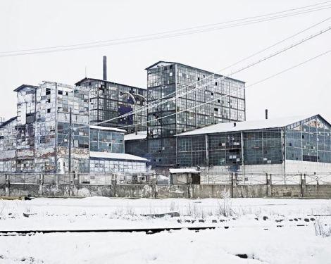 Tamas Dezso, Sodium Factory, Ocna Mures, Central Romania, 2012