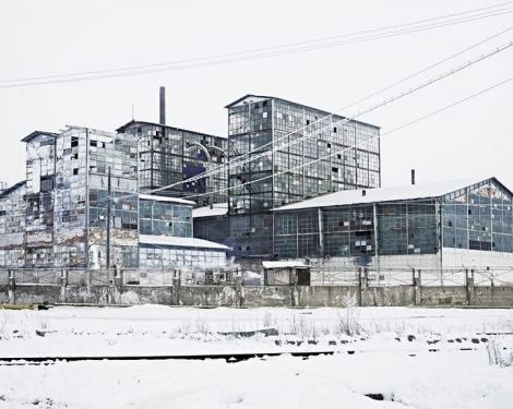 Tamas Dezso, Sodium Factory, Ocna Mures, Central Romania, 2012