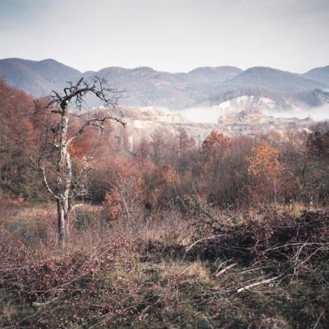 Ioana Cirlig, Certej Mining Region, Post-Industrial Stories