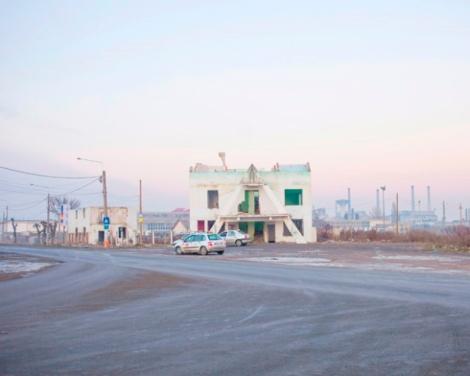 Marin Raica, Industrial Area of Turda, Cluj, Post-Industrial Stories