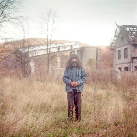 Marin Raica, Juju - Anina Mine guard, Post-Industrial Stories