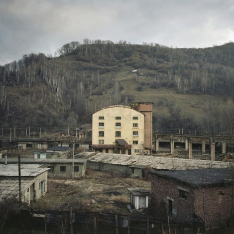 Ioana Cirlig, Petrosani, Post-Industrial Stories