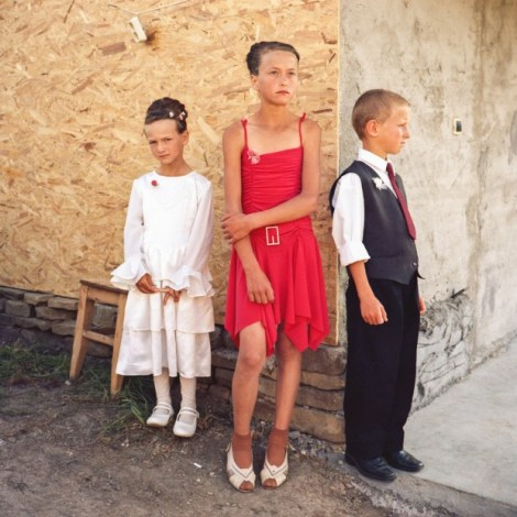 Ioana Cirlig, Waiting for the bride, Post-Industrial Stories