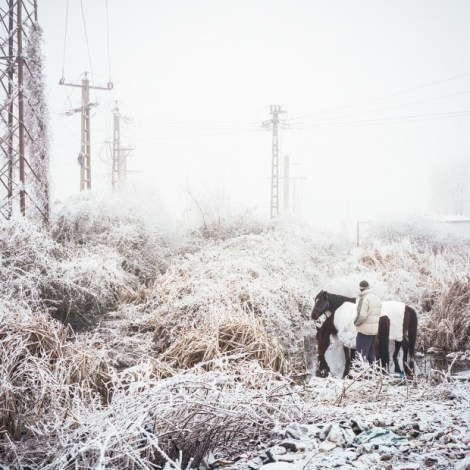 Ioana Cirlig, Winter, Post-Industrial Stories