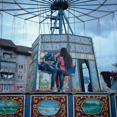 Ioana Cirlig, Fun fair, Petrila, Post-Industrial Stories