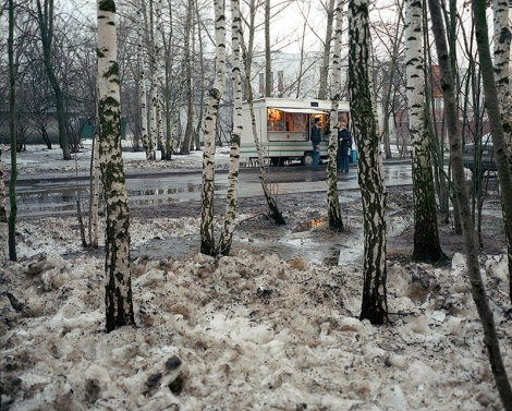 Yola Monakhov Stockton, Moscow Outskirts (Belyaevo), 2004, from Once Our of Nature: Travels through Russia (2003 - 2007)