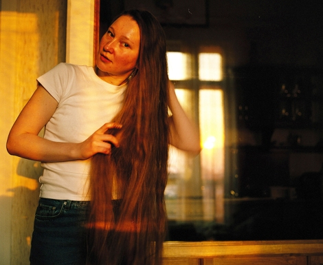 Yola Monakhov Stockton, Nina, Moscow, 2004, from Once Our of Nature: Travels through Russia (2003 - 2007)