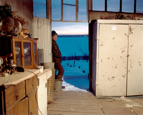 Yola Monakhov Stockton, Ekaterinburg, 2003, from Once Our of Nature: Travels through Russia (2003 - 2007)