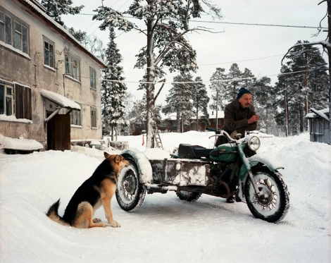 Yola Monakhov Stockton, Last Village Before Tundra, 2007, from Once Our of Nature: Travels through Russia (2003 - 2007)