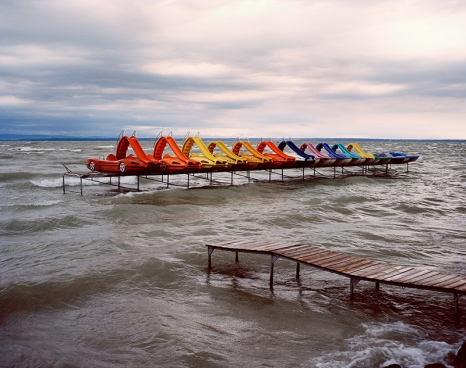 Michal Solarski, The Hungarian Sea (2010-2011)