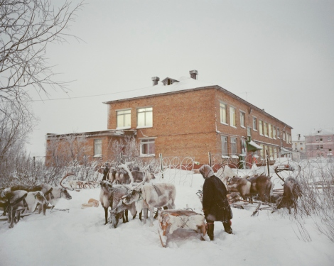Ikuru Kuwajima, A School for Nenets (2014)