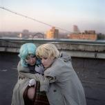 Mariya Kozhanova, On The Roof, 2012, from Declared Detachment series